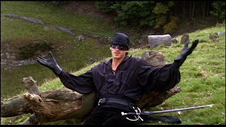 The Dread Pirate Roberts -