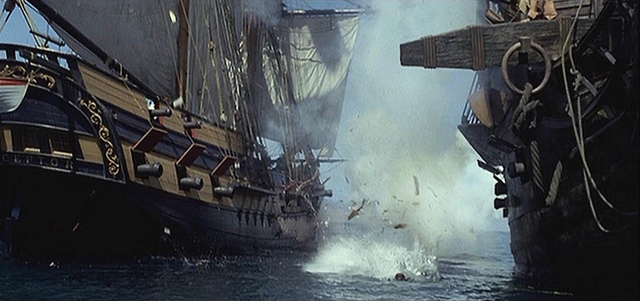 Pirate battle