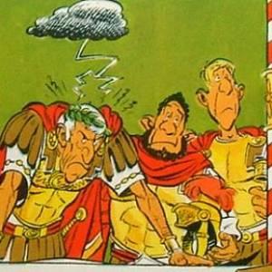 Caesar comic