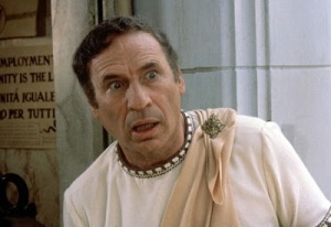 "Mel Brooks as Roman in ""History of the World - Part One"""