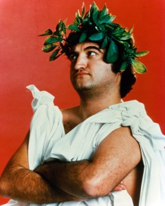 John Belushi publicity portrait for the film 'Animal House', 1978.