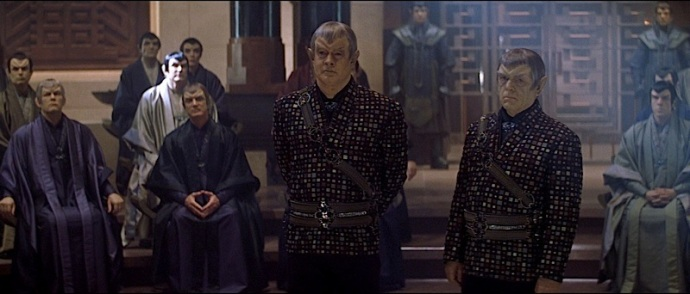 """The Romulans from """"Star Trek: Nemesis"""""""