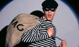 classic bank robber