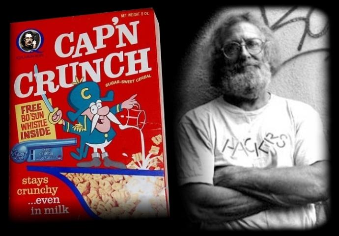 Cap'n Crunch - John Draper
