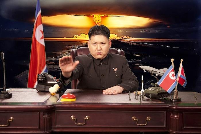 Kim Jong-un SNL