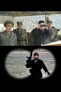 Chuck Norris vs North Korea