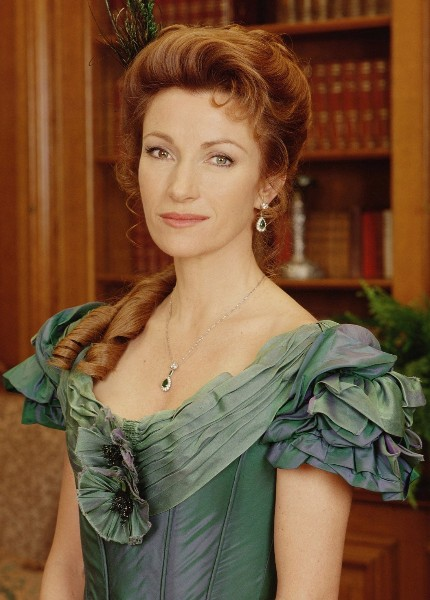 Jane Seymour - the actress (Dr. Quinn Medicine Woman)