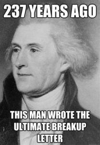 Jefferson meme