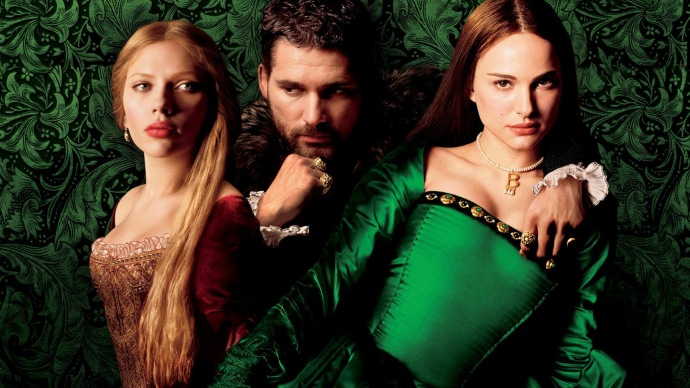 """The Other Boleyn Girl"" - movie (Eric Bana, Scarlett Johanssen, Natalie Portman)"