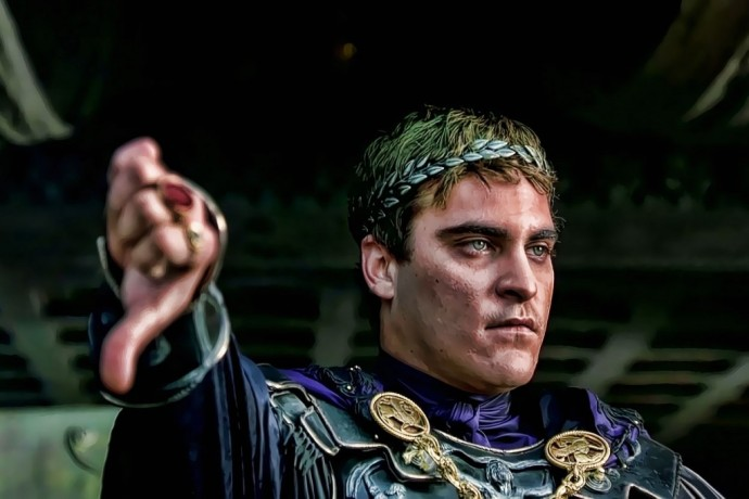 Commodus - Ridley Scott's 'Gladiator'