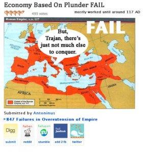 Rome Fail