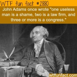 John Adams fact
